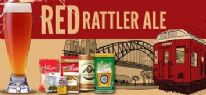 Red Rattler Ale (23 Litres)
